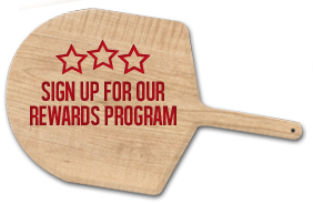 sign up for our rewards program